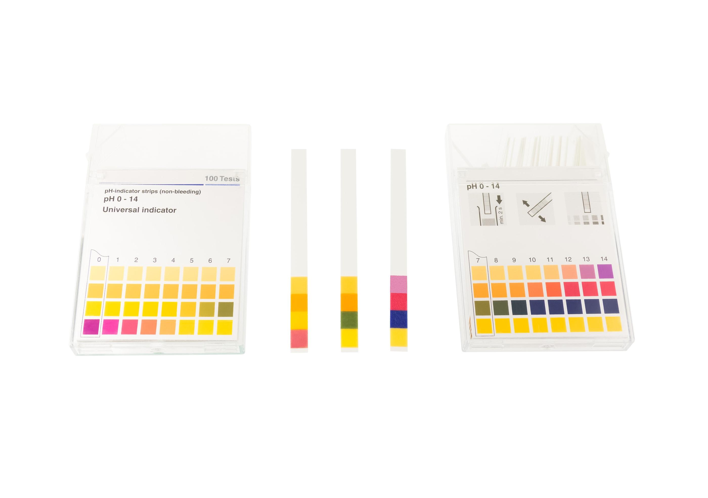 pH Wert des Gartenbodens ermitteln